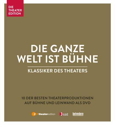 Klassiker des Theaters - Die ganze Welt ist eine Bühne