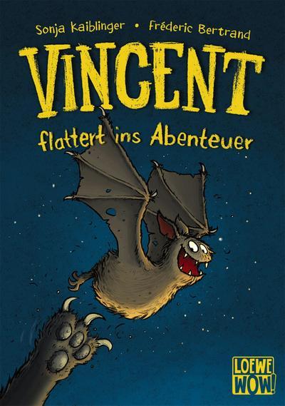 Vincent flattert ins Abenteuer