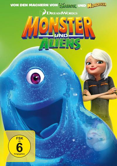 Monster und Aliens - Glibbern statt Bibbern