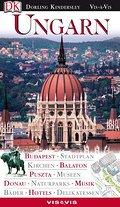 Ungarn; Vis à Vis; Deutsch; über 1000 farb. Fotos, Ill. u. Ktn, Schnittzeichn. u. Grundr.
