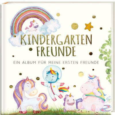 Kindergartenfreunde - EINHORN
