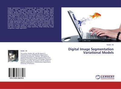 Digital Image Segmentation Variational Models