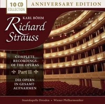 Strauss: Die Opern In Ga Vol.2