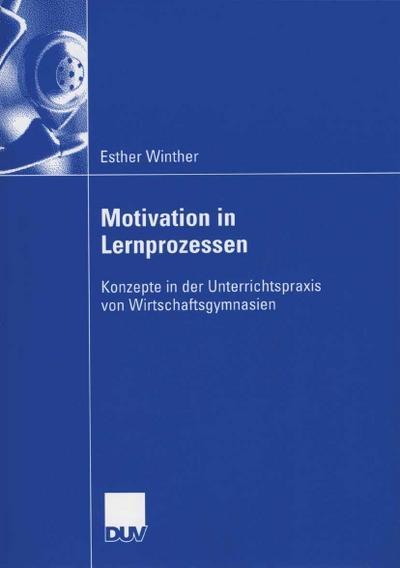Motivation in Lernprozessen