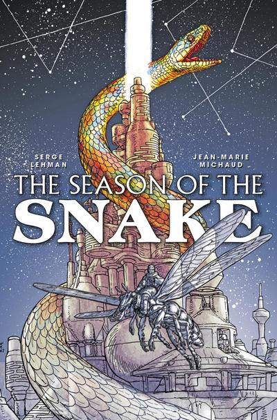 Season of the Snake Volume 1