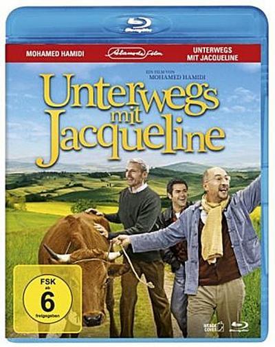 Unterwegs mit Jacqueline, 1 Blu-ray