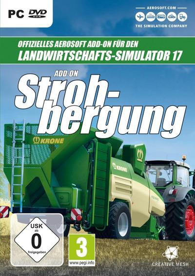 Landwirtschafts-Simulator 17 - AddOn Strohbergung