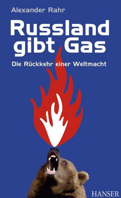 Russland gibt Gas