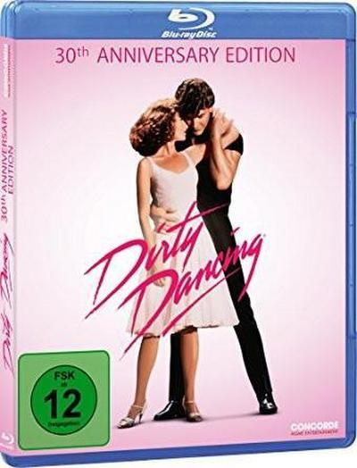 Blu-ray Dirty Dancing - 30th Anniversary  (Single Version)