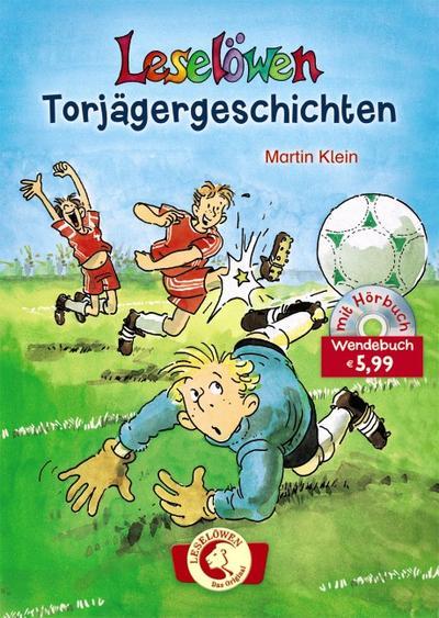 Leselöwen Fußballgeschichten-Wendebuch