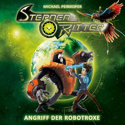 Sternenritter 02: Angriff der Robotroxe