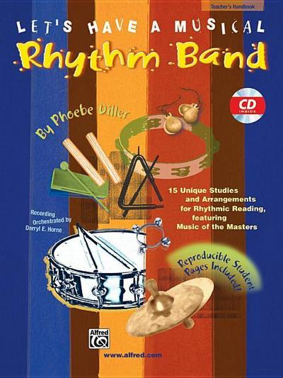 Let's Have a Musical Rhythm Band: Book & CD