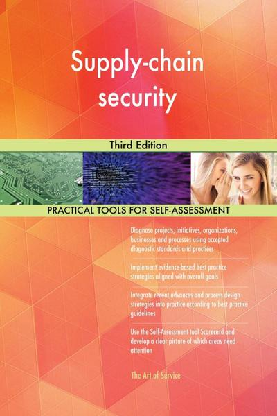 Supply-chain security Third Edition