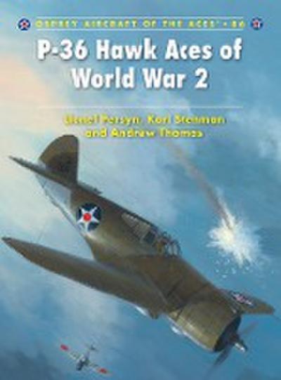 P-36 Hawk Aces of World War 2