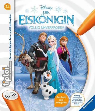 tiptoi® Die Eiskönigin - Völlig unverfroren