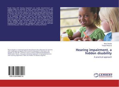 Hearing impairment, a hidden disability