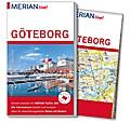 MERIAN live! Reiseführer Göteborg; Mit Extra-Karte zm Herausnehmen; MERIAN live; Deutsch