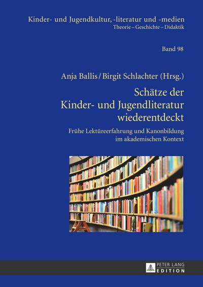 Schätze der Kinder- und Jugendliteratur wiederentdeckt