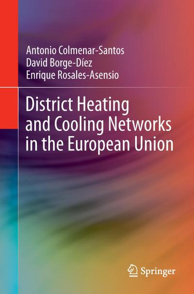 District Heating and Cooling Networks in the European Union