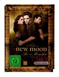 New Moon - Biss zur Mittagsstunde, 1 DVD; EAN 4260173780680