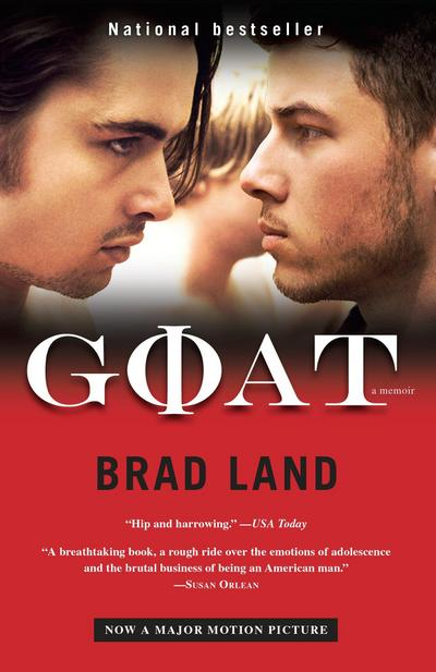 Goat (Movie Tie-In Edition): A Memoir