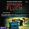 Ostfriesenfluch, 4 Audio-CD