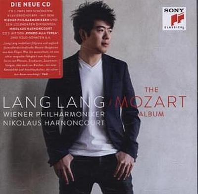 The Mozart Album, 2 Audio-CDs