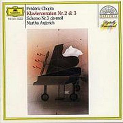 Chopin: Piano Sonatas Nos.2 & 3