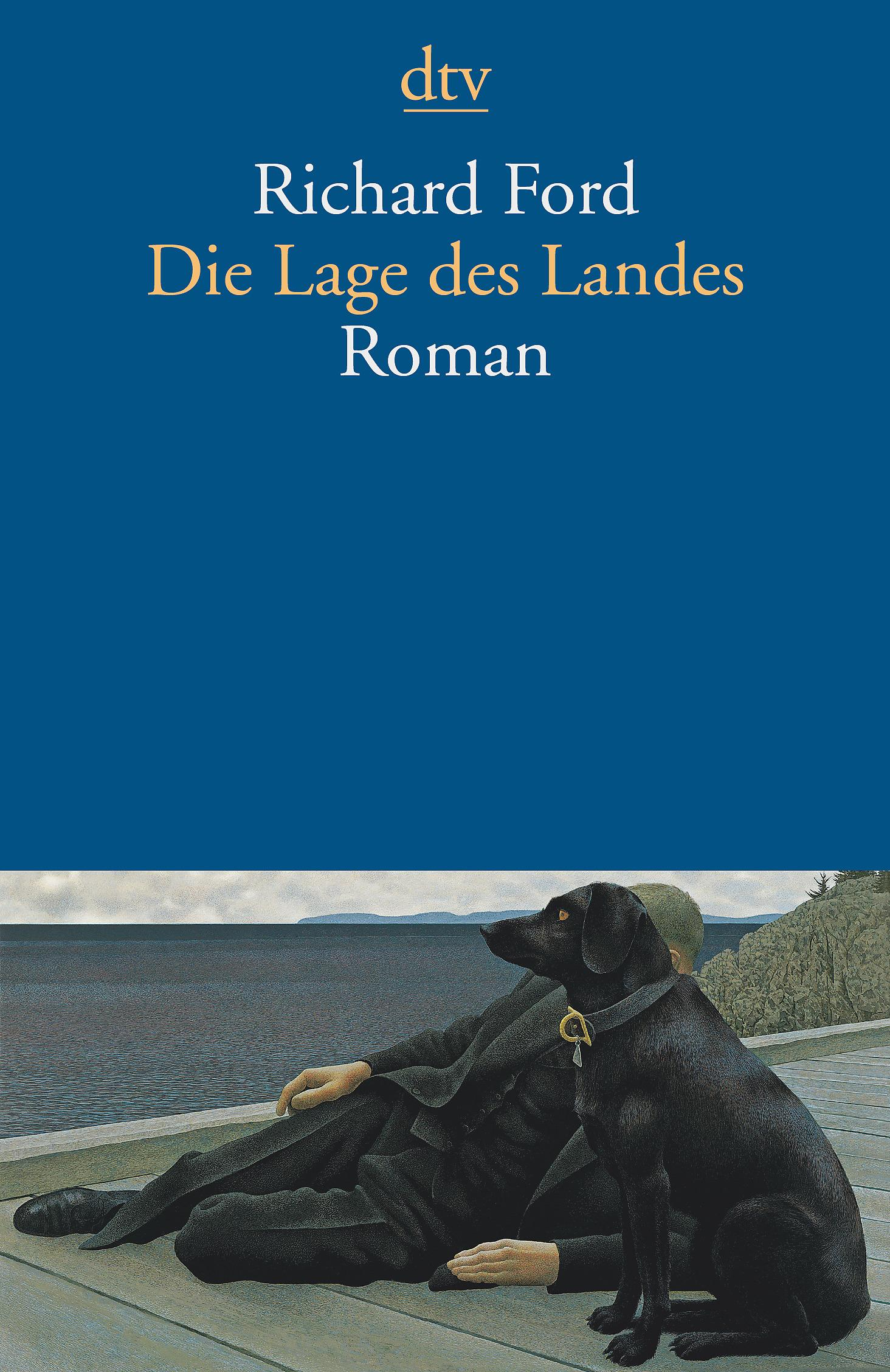 Die Lage des Landes Richard Ford 9783423144438