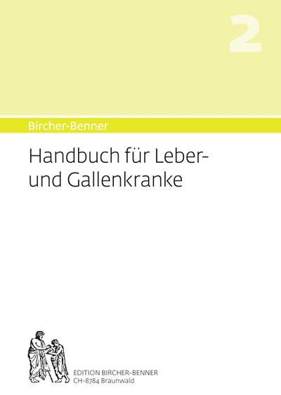 Handbuch für Leber-und Gallenkranke
