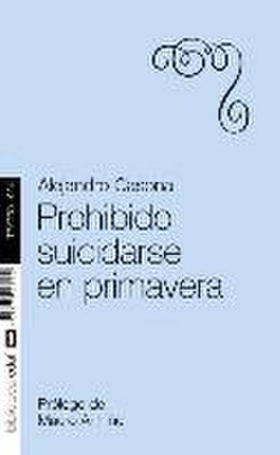 SPA-PROHIBIDO SUICIDARSE EN PR (Nueva Biblioteca Edaf)