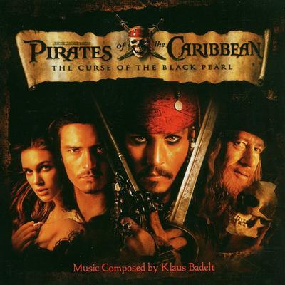 Pirates Of The Caribbean, 1 Audio-CD