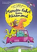 Monster-Fahrt zum Käsemond; Professor Graghuls geheime Monsterschule (2)   ; Ill. v. Hattenhauer, Ina; Deutsch; it UV-Lackierung auf dem Cover