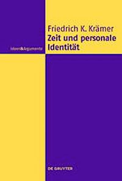 Zeit und personale Identität