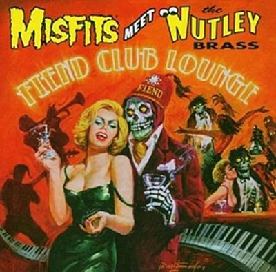 Meet Nutley Brass/Fiend Club Lounge