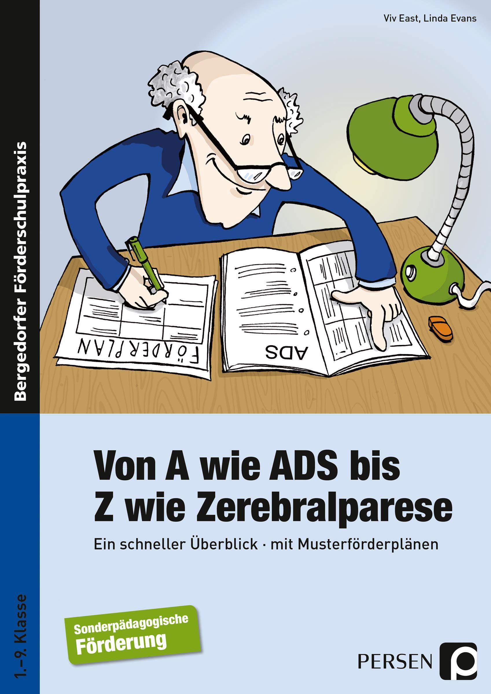 Viv East / Von A wie ADS bis Z wie Zerebralparese9783834437389
