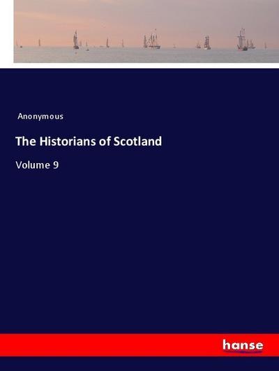 The Historians of Scotland