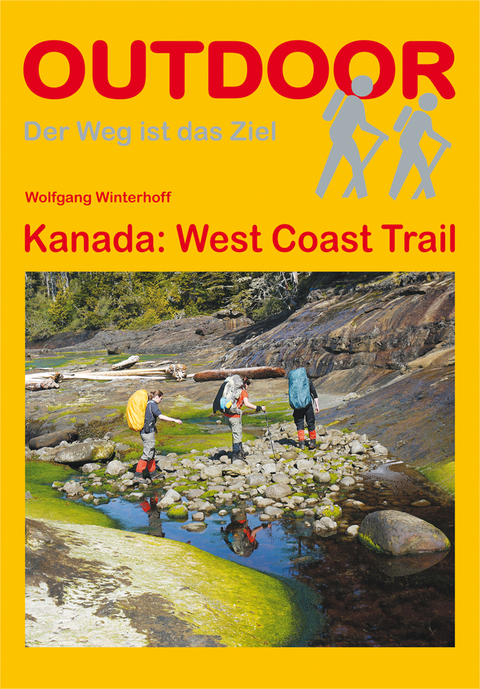 NEU Kanada: West Coast Trail Wolfgang Winterhoff 860292