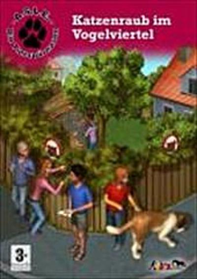 A.S.L.E. - Die Tierspürnasen: Katzenraub im Vogelviertel