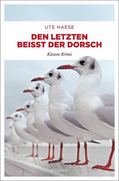 Den letzten beißt der Dorsch; Küsten Krimi; Deutsch