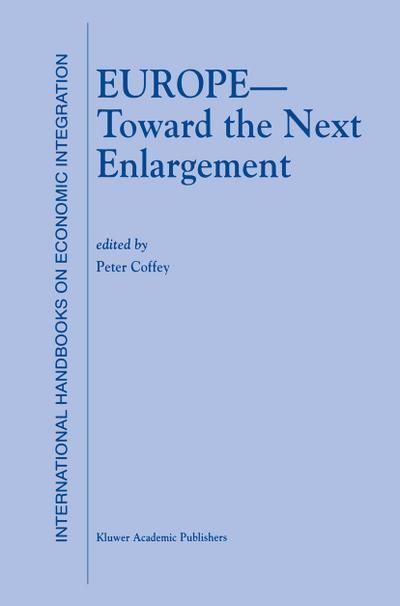 Europe - Toward the Next Enlargement