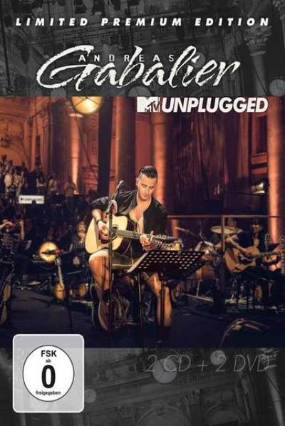 MTV Unplugged (Limited Premium Edition, CD + DVD)
