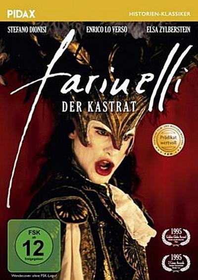 Farinelli, der Kastrat, 1 DVD