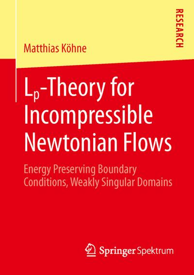 Lp-Theory for Incompressible Newtonian Flows