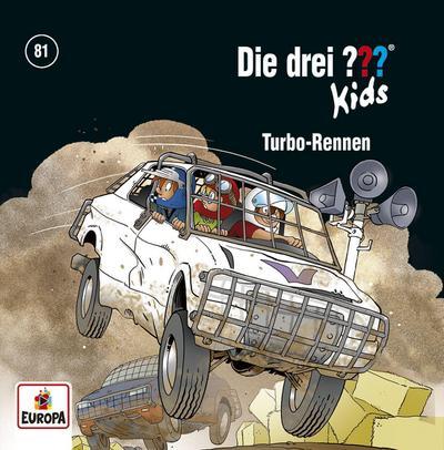 Die drei ??? Kids 81. Turbo-Rennen