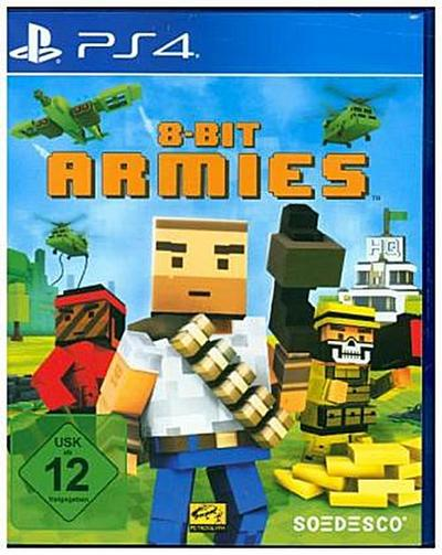 8 Bit Armies (PlayStation PS4)