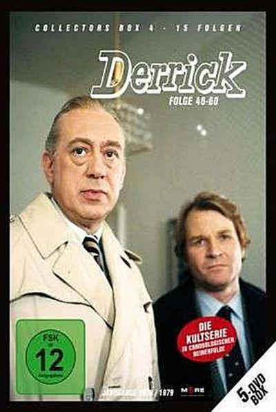 Derrick - Collectors Box 4 (Folge 46-60)