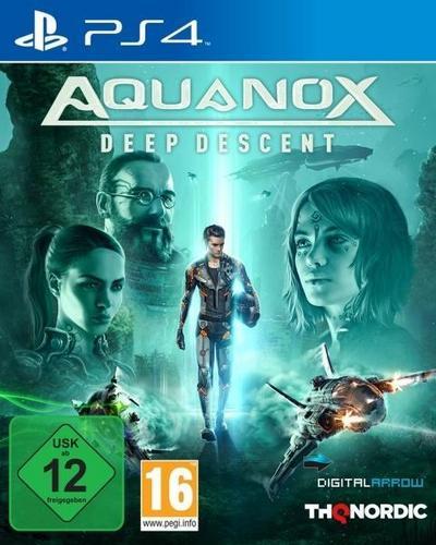 Aquanox Deep Descent (PlayStation PS4)