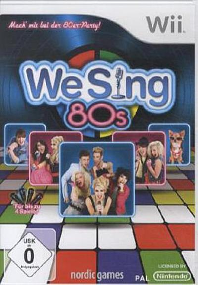 We Sing 80s (Standalone)
