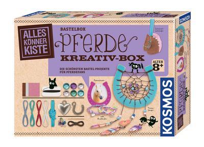 Bastelbox Pferde Kreativbox